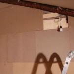 ..isolamento e rivestimento delle pareti..